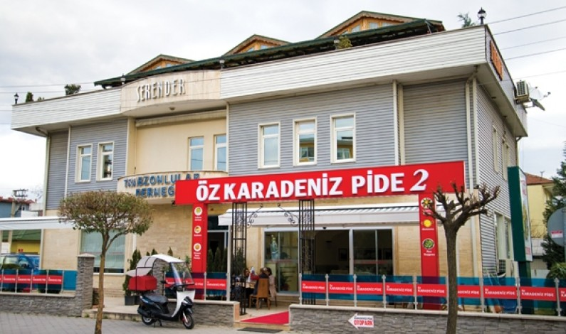 ÖZ KARADENİZ PİDE SALONU
