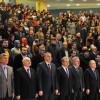 BİLGE KRAL ALİYA İZZETBEGOVİÇ SAKARYA ÜNİVESİTESİ'NDE ÖZEL PROGRAMLA ANILDI
