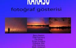 """FOTOĞRAF GÖSTERİSİ, GÜL RENGİ AKŞAMLAR """"KARASU"""""""