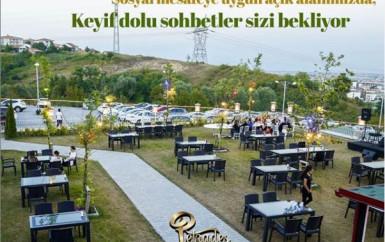 PETRADES GARDEN, SERDİVAN