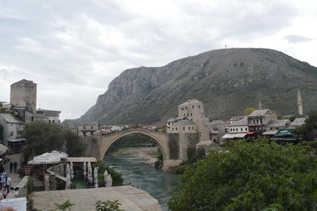 bosna mostar köprüsü