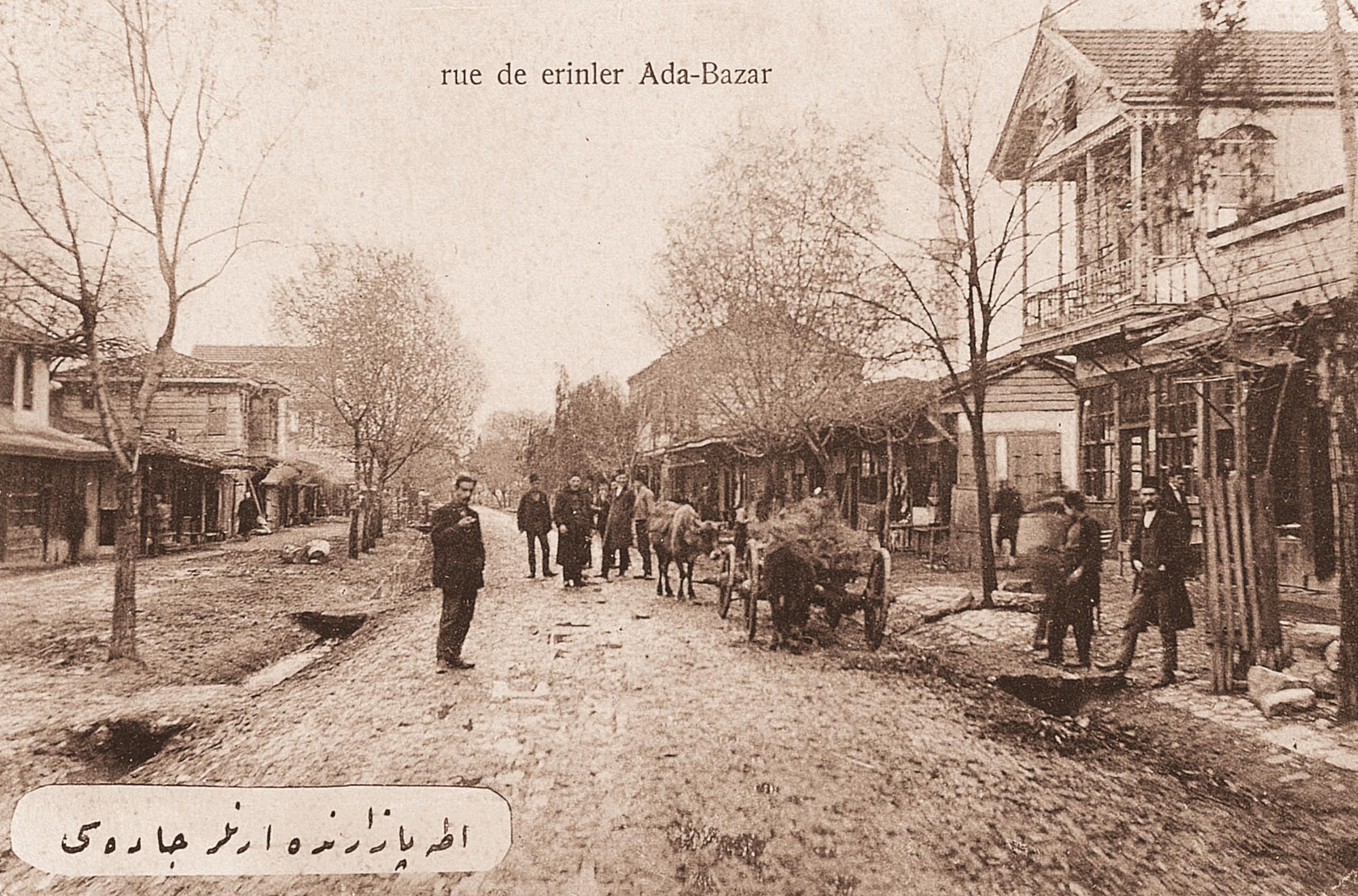 Adapazarı Erenler Caddesi