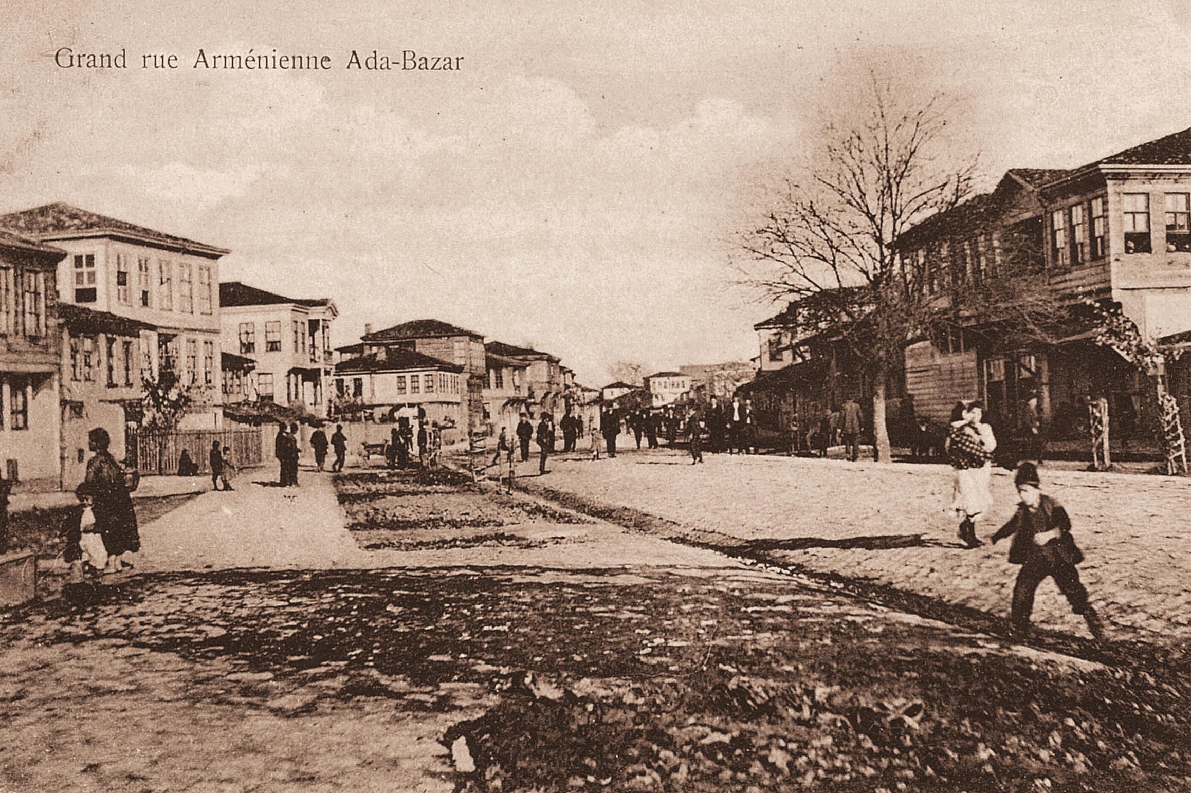 Adapazarı'nda Ermeni Mahallesi
