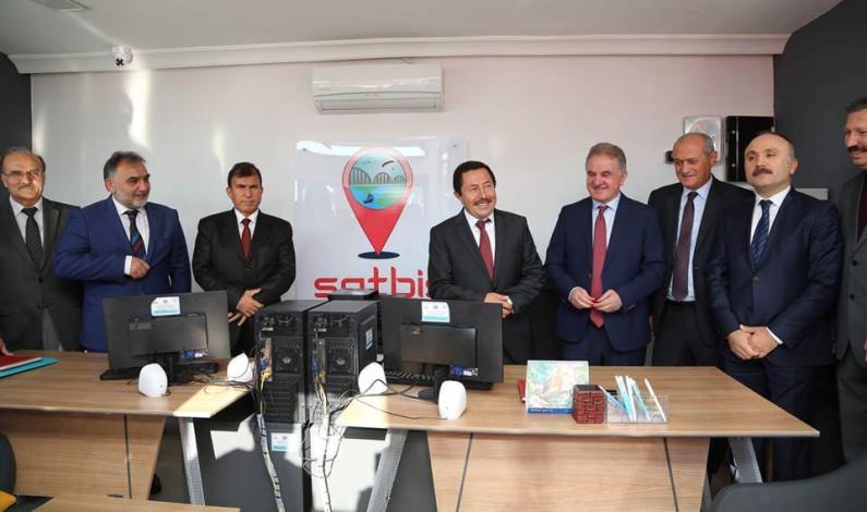 Sakarya Kültür Turizm Dijital Rehberlik ve Bilgi Sistemi (SATBİS) ve Turizm Bilgi Noktaları Faaliyette